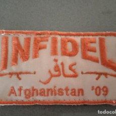 Militaria: PARCHE MOE 2009 AFGANISTAN.. Lote 275154868