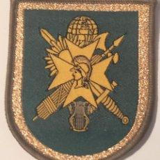 Militaria: PARCHE EMBLEMA DE BRAZO OFICIAL UNIFORME REPRESENTACIÓN DE LA ACADEMIA CENTRAL DE LA DEFENSA. Lote 288903728