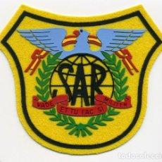 Militaria: PARCHE SAR - EJÉRCITO DEL AIRE. Lote 275941683