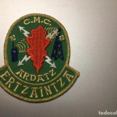 Militaria: PARCHE POLICÍA ERTZAINTZA. Lote 276151973