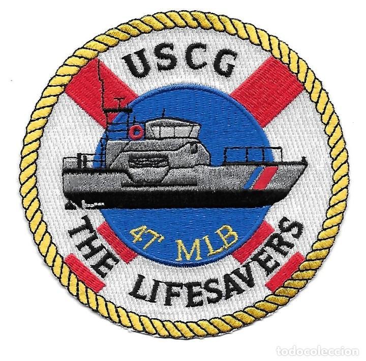 PARCHE USA USCG GUARDACOSTAS (Militar - Parches de tela )