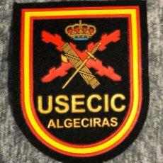 Militaria: PARCHE USECIC GUARDIA CIVIL. Lote 277591923