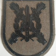 Militaria: PARCHE EMBLEMA DE BRAZO CAQUI DEL MANDO DE OPERACIONES ESPECIALES EN NEGRO. Lote 278395748