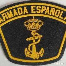Militaria: PARCHE EMBLEMA DE BRAZO A COLOR ARMADA ESPAÑOLA. Lote 278399883