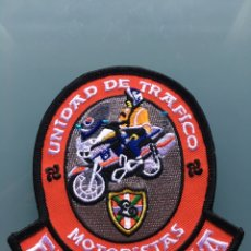Militaria: PARCHE MOTORISTAS ERTAINTZA. Lote 278409438