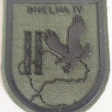 Militaria: PARCHE EMBLEMA DE BRAZO VERDE FAENA BATALLÓN DE HELICÓPTEROS DE MANIOBRAS IV. Lote 278431943