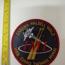 Militaria: PARCHE MILITAR CABANA HALSELL WALZ. Lote 279552163