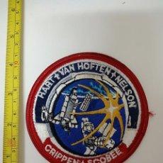 Militaria: PARCHE MILITAR HART VAN HOFTEN NELSON. Lote 279552193