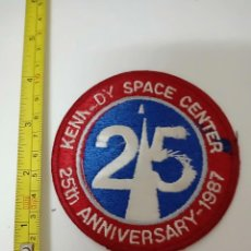 Militaria: PARCHE MILITAR 25TH ANNIVERSARY 1987 KENNED SPACE CENTER. Lote 279552313