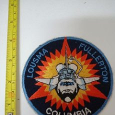 Militaria: PARCHE MILITAR LOUSMA FULLERTON COLUMBIA. Lote 279552413