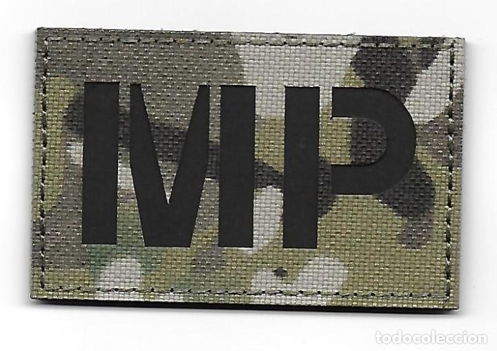 PARCHE INFRARROJOS POLICIA MILITAR USA (Militar - Parches de tela )