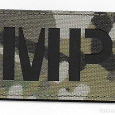 Militaria: PARCHE INFRARROJOS POLICIA MILITAR USA. Lote 279566728