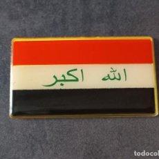 Militaria: PARCHE EJÉRCITO DE IRAQ IRAK. Lote 284494238