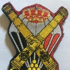 Militaria: PARCHE COMPAÑIA DE ARTILLERIA DE LA BRIGADA PARACAIDISTA. Lote 288415033