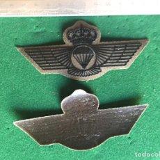Militaria: LA LEGIÓN, ALAS PARACAIDISTA PARA UNIFORME CAMO BOSCOSO. Lote 288574793