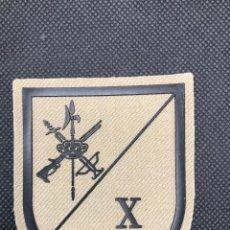 Militaria: ESCARAPELA X BANDERA LEGIÓN ESPAÑOLA. Lote 288674638