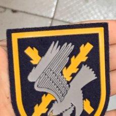 Militaria: INSIGNIA TELA PARCHE MILITAR CORONEL CAMARERO ALENDA LEGION TERCIO LEGIONARIO AGUILA 7,5X6,5CMS. Lote 291510713