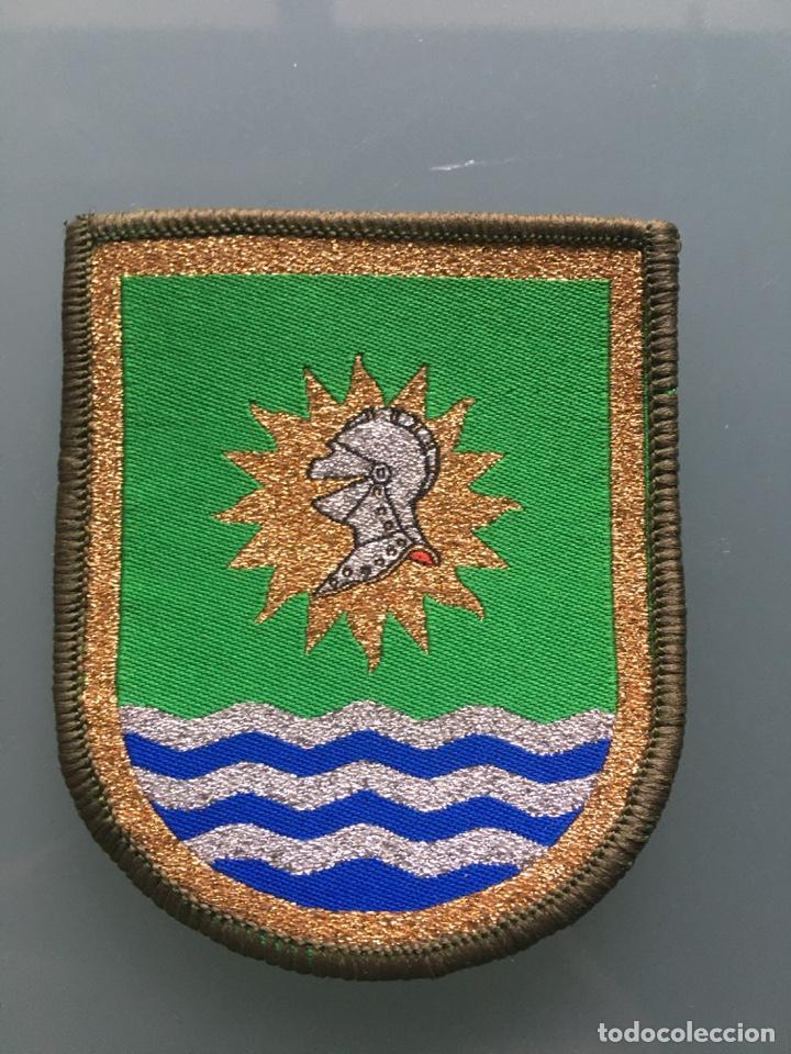 PARCHE -FUERZA LOGISTICA TERRESTRE 1 (Militar - Parches de tela )