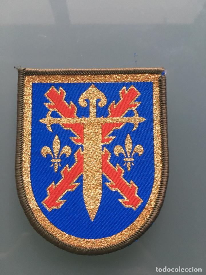 PARCHE - CUARTEL GENERAL TERRESTRE DE ALTA DISPONIBILIDAD (Militar - Parches de tela )