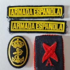 Militaria: DISTINTIVOS ARMADA ESPAÑOLA. Lote 293835258