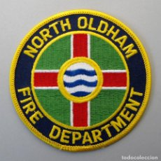 Militaria: PARCHE BOMBERO USA - NORTH OLDHAM FIRE DEPARTMENT - KENTUCKY. Lote 294966073