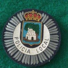 Militaria: PARCHE POLICÍA LOCAL MUNICIPAL VIGO (PONTEVEDRA). Lote 295479663