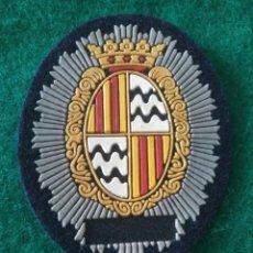 Militaria: PARCHE POLICÍA LOCAL MUNICIPAL BADALONA (BARCELONA). Lote 295480698