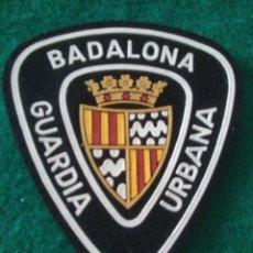 Militaria: PARCHE POLICÍA LOCAL MUNICIPAL BADALONA (BARCELONA). Lote 295480858