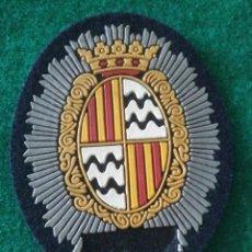 Militaria: PARCHE POLICÍA LOCAL MUNICIPAL BADALONA (BARCELONA). Lote 295480933