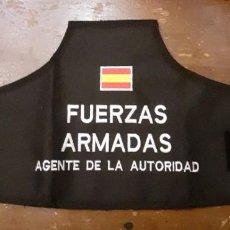 Militaria: BRAZALETE FUERZAS ARMADAS AGENTE DE LA AUTORIDAD. Lote 295491383