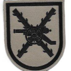Militaria: PARCHE ET MANDO DE ARTILLERIA DE CAMPAÑA ARIDO. Lote 295771708
