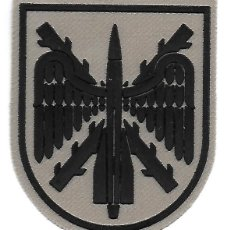 Militaria: PARCHE ET MANDO DE ARTILLERIA ANTIAEREA ARIDO. Lote 295771893