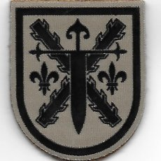 Militaria: PARCHE ET CUARTEL GENERAL TERRESTRE DE ALTA DISPONIBILIDAD ARIDO. Lote 295772468