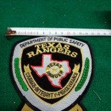 Militaria: PARCHE RANGERS TEXAS. Lote 296729708