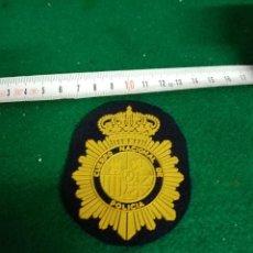 Militaria: PARCHE CUERPO NACIONAL DE POLICIA. Lote 296730183