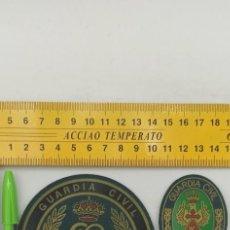 Militaria: LOTE 2 PARCHE POLICIA GUARDIA CIVIL UEI TRAFICO ENVIO CERTIFICADO GRATUITO. Lote 296784298