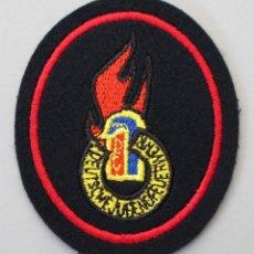 Militaria: PARCHE BOMBERO ALEMAN - DEUTSCHES JUGENFEUERWEHR - BOMBEROS JUVENILES. Lote 296899083
