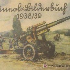 Militaria: CATALOGO LINEOL 1938-39. COPIAI CATALOGUE LINEOL 1938-39. COPY . Lote 27278472