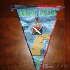 Militaria: BANDERIN DEL SAHARA DE LA LEGION. Lote 184795847