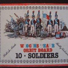 Militaria: UNIFORMES: 10 LAMINAS DE SOLDADOS DEL SIGLO XVIII Y XIX DE VARIOS PAISES. Lote 2797051