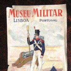 Militaria: SOLDADO DE ARTILLERÍA. MUSEO MILITAR LISBOA.. Lote 17387704