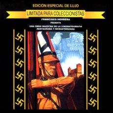 Militaria: ELTRIUNFO DE LA VOLUNTAD (DVD EDICION LIMITADA DE LUJO 2 DISCOS PRECINTADO) HITLER LENI RIEFENSTAHL. Lote 43761538