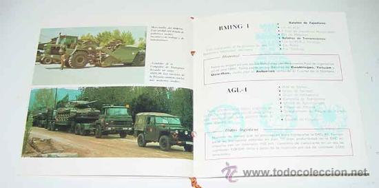 Militaria: ANTIGUO FOLLETO DIVISION ACORAZADA BRUNETE NUMERO 1 - ESCUDOS DE LAS UNIDADES DE LA DAC - FOTOGRAFI - Foto 3 - 10858867