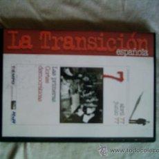 Militaria: LA TRANSICION ESPAÑOLA DVD Nº 7. Lote 26925506