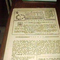 Militaria: MASTIL. FRENTE DE JUVENTUDES DE ZAMORA. FUENTERRABIA AGOSTO 1944. *. Lote 27202079