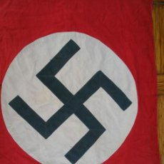 Military - Bandera alemana de identificación Wehrmacht, IIGM. Aprox. 50 x 100 cm - 107292339