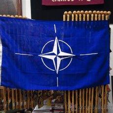 Military - Bandera de la OTAN. 60 x 100 cm. - 22993272