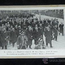Militaria: 1934 REPUBLICA ESPAÑOLA. ALCALA ZAMORA Y CORONEL MACIÀ. . Lote 24890008