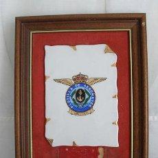 Militaria: ARMADA ESPAÑOLA METOPA FLOTILLA DE AERONAVES. Lote 28511107
