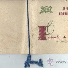Militaria: PROGRAMA DE LA FESTIVIDAD DE LA PURISIMA CONCEPCION INF, JAEN Nº 25 1945. Lote 30869573
